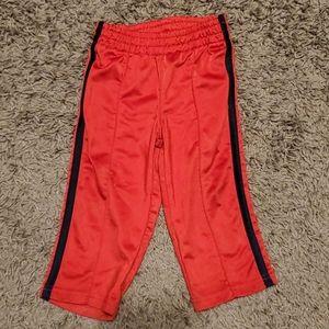GAP 18-24M Red Sweatpants